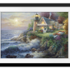 Guardian Of The Sea   Rectangle print with mat