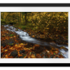 Creekside Colors | Rectangle print with mat
