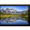 Ripples in the Tetons   Rectangle Print