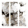 Marble Onyx II  3-Piece Square Canvas
