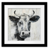 Howdy Neighbor I |Square Print with mat