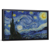 The Starry Night | Single Rectangle Canvas