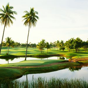 Golf Course at Isla Navadad