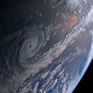 Hurricane from Orbit
