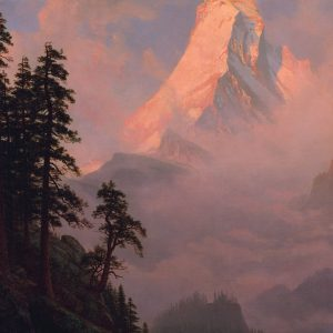 Sunrise on the Matterhorn