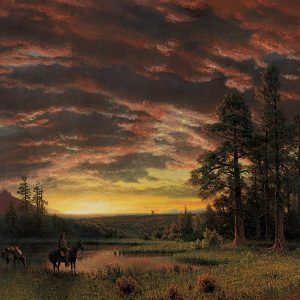 Evening on the Prairie