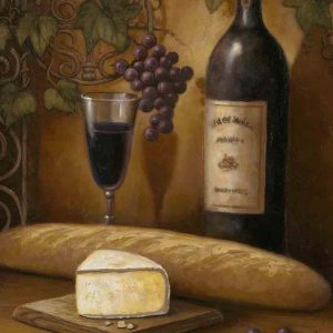 Wine & Cheese A