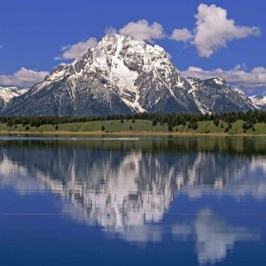 Mt. Moran, Grand Teton National Park