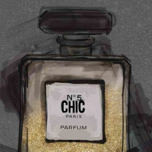 Chic Bottle Gold