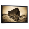 Single Rectangle Canvas | Western Carriage