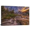 Indian Peaks Sunset | 1.5 inch gallery wrap
