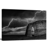 BW Lightning at MR | 1.5 inch gallery wrap