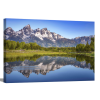 Ripples in the Tetons   1.5 inch gallery wrap