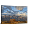 Rustic Wyoming   1.5 inch gallery wrap