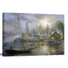 Harbor Town | 1.5 inch gallery wrap