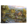 Peaceful Grove | 1.5 inch gallery wrap