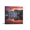 Indian Peaks Reflection | 1.5 inch gallery wrap