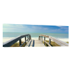 Boardwalk on the Beach | 1.5 inch gallery wrap