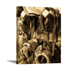 Horse Tack Room on Centennial Ranch | 1.5 inch gallery wrap
