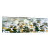 Breaking wave and Pebbles at Calumet Beach | 1.5 inch gallery wrap